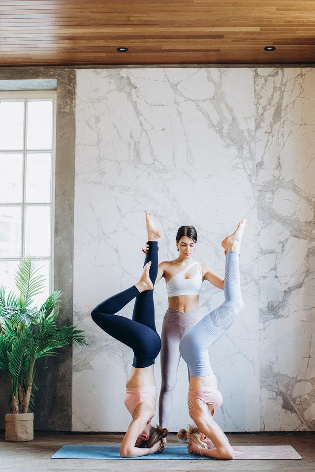 professeur de yoga au Quebec Canada